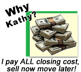 We Buy Your House for MORE CASH at Kathy Buys Houses / kathybuyshouses.net