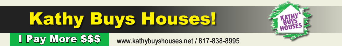 Kathy Buys Houses, Honest and Fair Market Value / www.kathybuyshouses.net